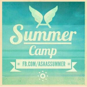 summer camp asaas 2013
