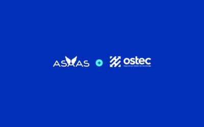 OSTEC e Asaas: melhoria de 90% na gestão financeira